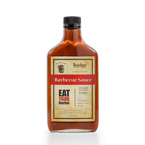 Bourbon Barrel Barbecue Sauce