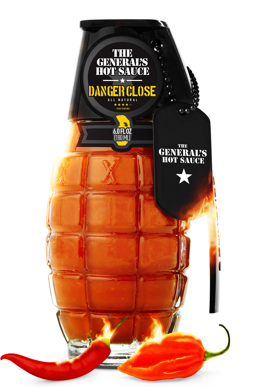 The General's Hot Sauce – Danger Close