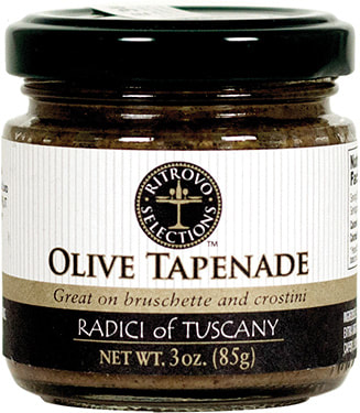 Ritrovo Selections – Olive Tapenade